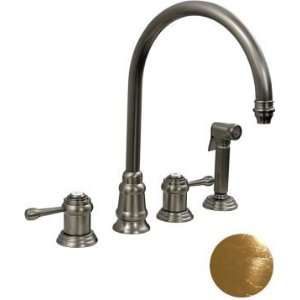 Whitehaus WH15664 PBRAS Evolution Evolution Kitchen Faucets Polished