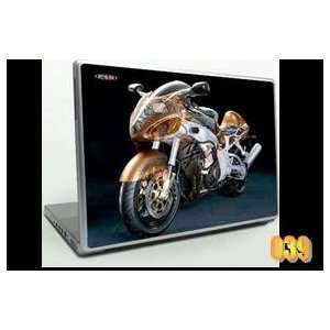 Unique SPORTS MOTORCYCLE LAPTOP SKINS PROTECTIVE ART DECAL