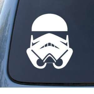 STORMTROOPER   3.5 WHITE DECAL  Star Wars   Car, Truck