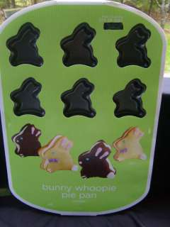 Wilton Bunny Easter mini whoopie pie cake pan 12 cavity