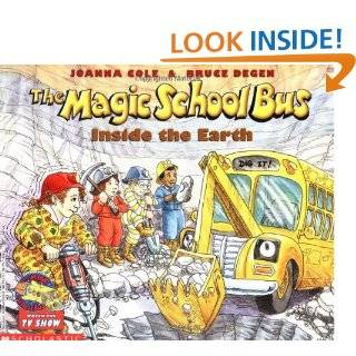 The Magic School Bus Makes A Rainbow A Book About Color (Magic