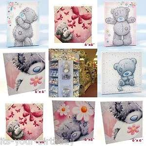 Me To You Tiny Tatty Teddy Canvas Collection