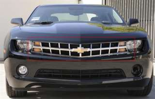 CHEVY CAMARO 2010 T REX CHROME BILLET GRILL GRILLE TRIM