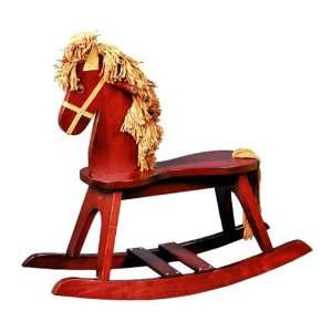 Storkcraft Belmont the Wooden Rocking Horse Toys & Games