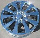 17 TOYOTA CAMRY OEM CHROME WHEELS SOLORA AVALON ACCORD