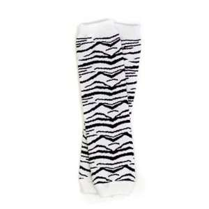 print baby boy or girl leg warmers in black & white by My Little Legs