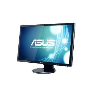 NEW ASUS VE247H 24 24inch HDMI LED LCD Monitor+Speaker 610839331574