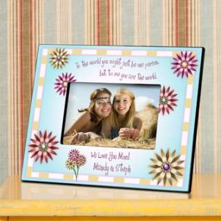 Personalized Mother Poem Picture Frame Mothers Day Gift