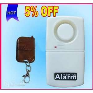 window detector alarm vibration magnetic bar for