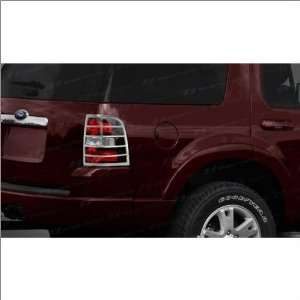 Chrome Tail Light Trim 06 08 Land Rover Range Rover Sport Automotive