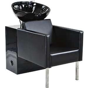 Doris Black Shampoo Backwash Unit Beauty