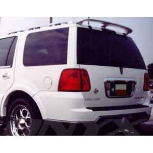 03 06 Ford Expedition JKS Custom Style Rear Spoiler