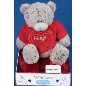 Me to You Tatty Teddy Bear 3 (7.62 Cm) Bear with Hugs T