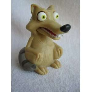 Burger King 2005 Ice Age Scrat Toy