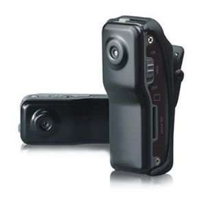 RJ Tech iView 100CM Mini Sports Camera  Black Electronics