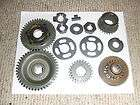 2005 YAMAHA RAPTOR YFM 350 MISCELLANEOUS MISC ENGINE TRANSMISSION GEAR
