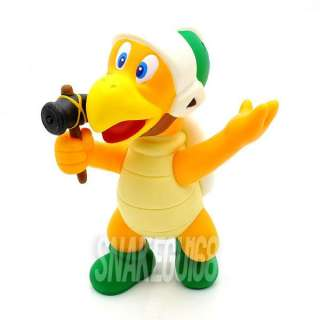 New Super Mario 4.5 KOOPA TROOPA Figure Toy+MS596