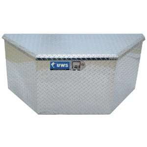 UWS TBV 34 LP 34 Low Profile Trailer Box with Beveled