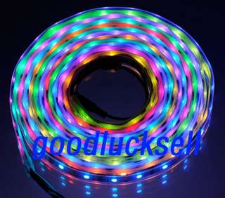 RGB 20M 5050 Flash LED Strip Light Dream Color 94Change