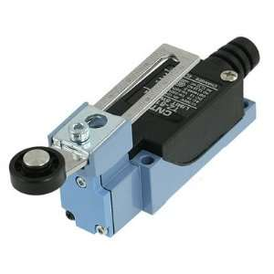 Adjustable Roller Lever Momentary Action Limit Switch 380V