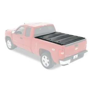 Bestop 42741 01 BestRail Black Hard Tonneau Cover for
