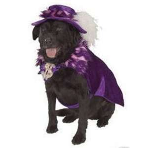 Dog Fancy Dress Costume Pimp Daddy   Size Small Toys & Games