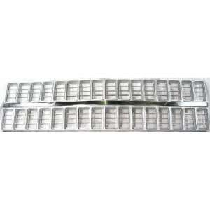 81 82 CHEVY CHEVROLET BLAZER GRILLE SUV, Chrome, Painted (1981 81 1982