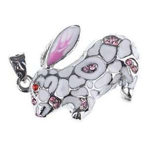 2GB Rabbit Design U Disk USB Flash Memory Drive (Silver