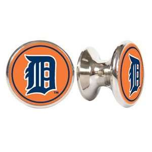 Detroit Tigers MLB Stainless Steel Cabinet Knob / Drawer