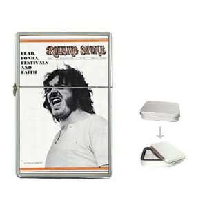 Joe Cocker Rolling Stone Cover 1969 Flip Top Lighter