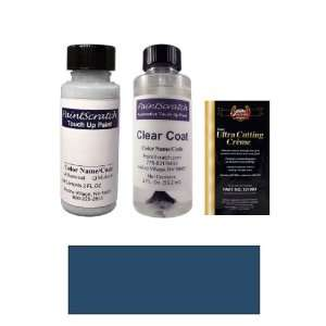 Metallic Paint Bottle Kit for 1975 Mercedes Benz All Models (DB 931