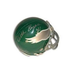 Autographed Philadelphia Eagles Mini Football Helmet