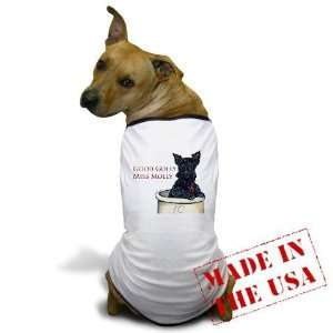 Miss Molly Scottish Terrier Pets Dog T Shirt by