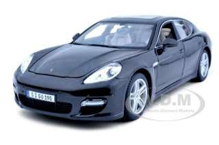 PORSCHE PANAMERA TURBO GREY 118 DIECAST MODEL CAR