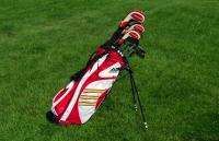 Mens TaylorMade Complete Set Irons Driver Woods Bag