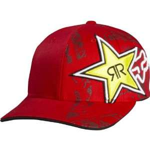 Racing Rockstar Tonic Medium Profile Fle [Red] S/M Red S/M Automotive