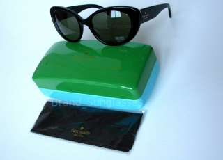 AUTHENTIC Kate Spade Franca/S Sunglasses Cute CAT EYE★ New with case