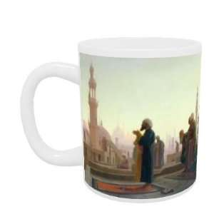 on panel) by Jean Leon Gerome   Mug   Standard Size