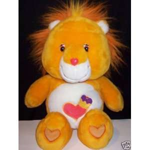 Brave Heart Lion Care Bear Cousin Deluxe Plush Toys
