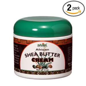 Madina African Shea Butter Cream Double Pack Health