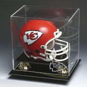 Kansas City Chiefs NFL Full Size Football Helmet Display