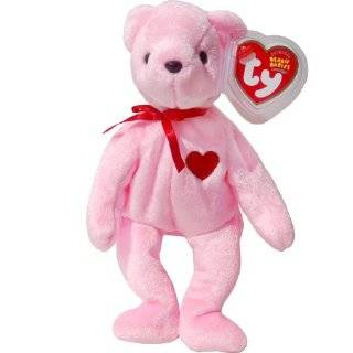 SMOOCH e the Pink Valentines Day (Internet Exclusive) Teddy Bear   Ty