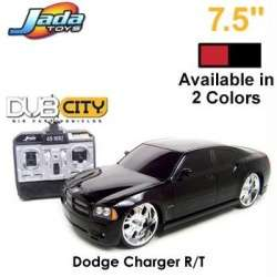RC Radio Control 2006 Dodge Charger R/C Car, RTR Ready to Race