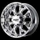 20 WHEELS RIMS MOTO METAL MO 959 CHROME 20X9 LUG 5 6 8