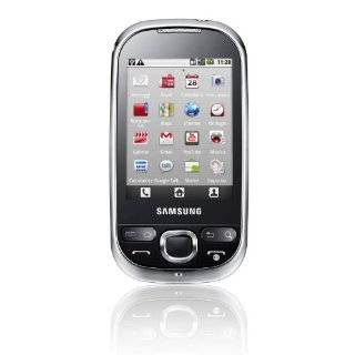 Samsung S3653EUWH Corby S3653 Unlocked Phone with Touch