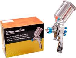 includes 1 year limited warranty spray gun rebuild kits are