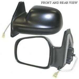 99 04 CHEVY CHEVROLET TRACKER MIRROR LH (DRIVER SIDE) SUV, Power (1999