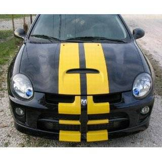 Dodge Neon SRT 4 Rally Stripes Stripe Decals Decal