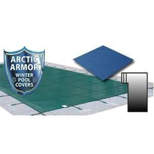 Arctic Armor 18 x 36 Ultra Light Solid Safety Cover w/ 4