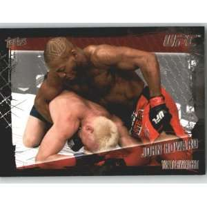 2010 Topps UFC Trading Card # 101 John Howard (Ultimate
